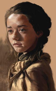 Arya by billconan on DeviantArt