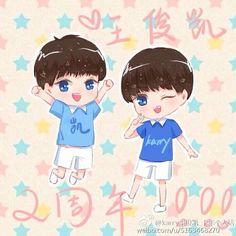#王俊凯##TFBOYS王俊凯#crlogo