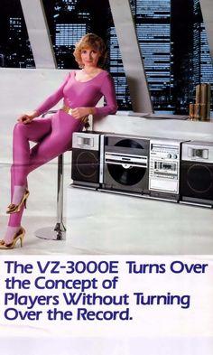 Sharp VZ-3000