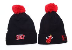 NBA Miami Heat Beanies (18)  7dba6c019a597