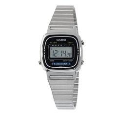Casio Women`s LA670WA-1 Daily Alarm Digital Watch $16.81