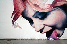 Street Art - Adam Krüger, Hamburg