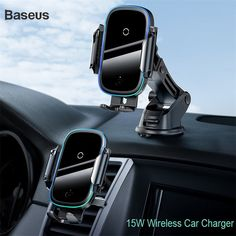 Samsung Galaxy Blue DECVO Car Windshield Phone Mount Long Arm 360/° Adjustable Universal Phone Holder Strong Adhesive Suction Cup Cell Phone Holder Compatible with iPhone 5//6//7//8//X LG GPS More