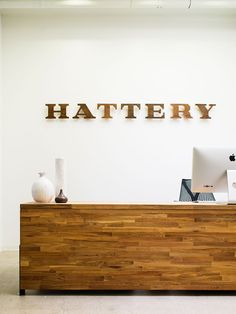 Hattery Reception - Custom Spaces