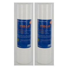 Filters Fast Compatible Replacement for Aqua-Pure Comp Filter - 2 Pack Airplane Mode, Water Filter, Cali, Filters, Aqua, Water Bottle, Packing, Pure Products, Drinks