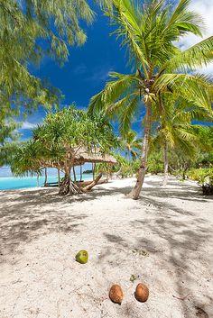 Mystery Island, Vanuatu Archipelago