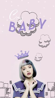 CryBaby — Melanie Martinez - Lock Screen Wallpaper