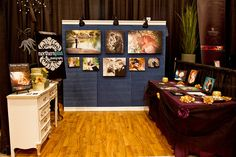 Bridal Expo Booth by PG Dan
