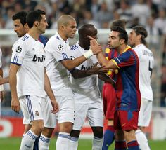 Semifinales Champions 2011