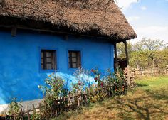 Maramures. Blue cob?  Oh my... Love<3