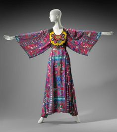 Dress  Thea Porter, 1970s  The Museum of Fine Arts, Boston