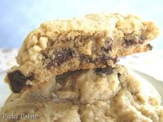 Massive Chocolate Cip Cookies!! - copycat version of Levain's Bakery in NY -  Picky Palate
