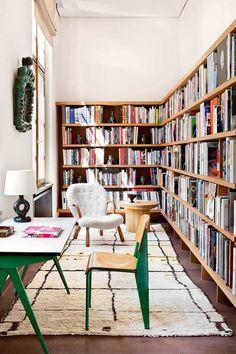 Home Interior Design — Emmanuel De Bayser Berlin Apartment