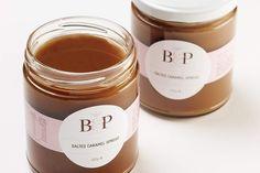 Burch & Purchese salted caramel.