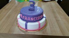 Sims Cake Shop: O bolinho de aniversário para a festa da Francisca...