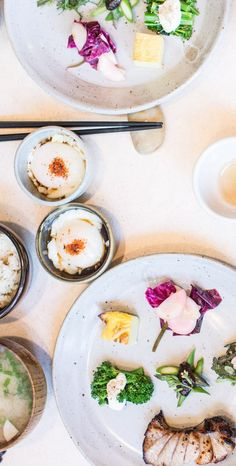 Okonomi: Japanese breakfast and a ramen omakase, all in one perfect Williamsburg spot. #BAcityguides