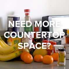 5 Ways To Reclaim Your Kitchen Countertop Space