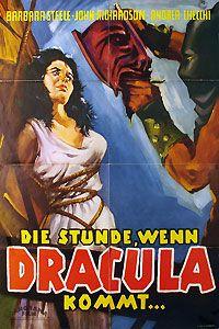 Die Stunde, wenn Dracula kommt...(La Maschera del Demonio) movie poster