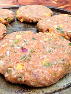 Healthified Cowboy Turkey Burgers & Ranch Slaw