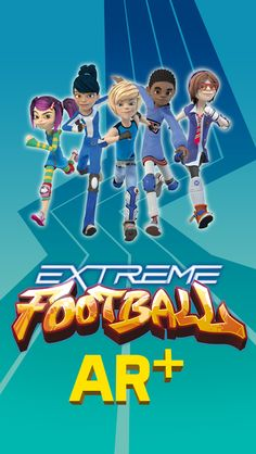 Extreme Football AR- screenshot