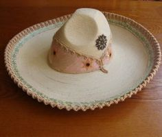 Image result for vintage sombrero
