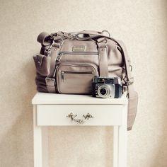 Great camera bag.