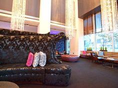Lounge at the W Hotel, Dallas