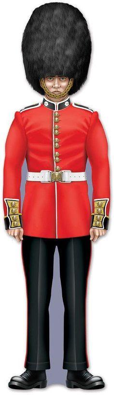 Royal Guard Cutout - 24 Units
