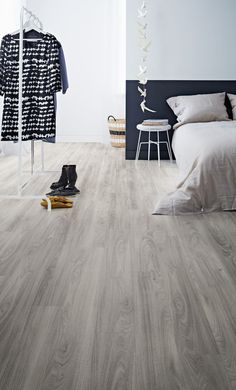 Gray Vinyl Plank Flooring Grey Vinyl Flooring Grey Peel And Stick Vinyl Tile Grey Vinyl - Decornish [dot] com Grey Vinyl Plank Flooring, Vinyl Sheet Flooring, Luxury Vinyl Flooring, Best Flooring, Luxury Vinyl Tile, Luxury Vinyl Plank, Kitchen Flooring, Flooring Ideas, Vinyl Planks