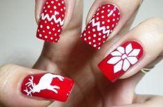 Decoración de uñas paso a paso, encuentra increibles diseños aquí...http://www.1001consejos.com/decoracion-de-unas-paso-paso/