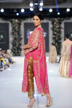 #SaniaMaskatiya #PFDCLorealParisBridalWeek2015 #PLBW2015 #Afsaneh #BridalWeek #BridalWear #PakistaniBride #DulhanDresses #LehengaCholi #Glam #Rampwalk #fashion #fashionblogger #fblogger #trending