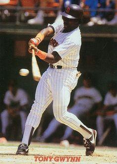Tony Gwynn San Diego Padres, Athletes, Gabriel, Baseball, Baseball Promposals, Archangel Gabriel