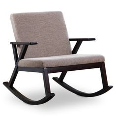 Jasper Modern Rocking Chair