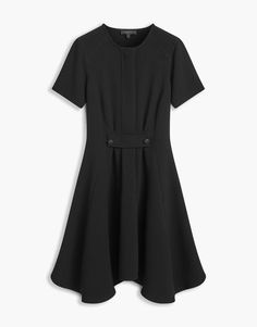 Maressa Short Sleeve Dress