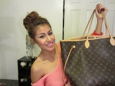 2014 Louis Vuitton Neverfull Handbags,Neverfull LV new bags.Repin,Thank you! LV bags.... | See more about lv bags, louis vuitton and handbags.