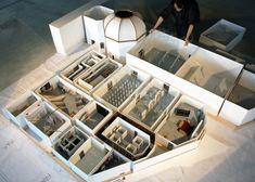 Dutch architect Rem Koolhaas Venice Architecture Biennale #model