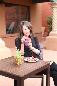Healthy stop in Sedona. Smoothies, gluten-free, organic, vegan options! Local Juicery
