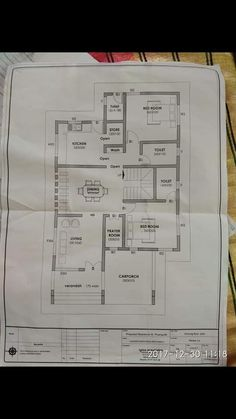 Little House Plans, 2bhk House Plan, Model House Plan, House Layout Plans, Duplex House Plans, Bedroom House Plans, Best House Plans, Dream House Plans, Small House Plans