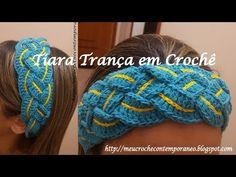 Crochet Hair Accessories, Crochet Hair Styles, Crochet Tablecloth, Knitting Videos, Beautiful Crochet, Hats For Women, Macrame, Crochet Patterns, Crochet Hats