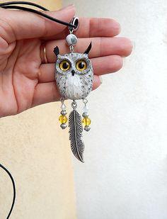 Кулон Сова (38 фото): значение изделия из серебра или золота в виде совы