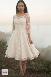 Beautiful wedding dress made by a brilliant brand