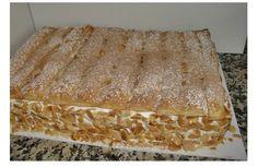 Bolo de Amêndoa e massa folhada, surpreendentemente é rápido de fazer - http://www.sobremesasdeportugal.pt/bolo-de-amendoa-e-massa-folhada-surpreendentemente-e-rapido-de-fazer/
