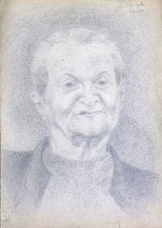 Gizella Fejes (©1952 artmajeur.com/fejes)