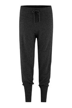 Koksgrå Kashmira Cashmere Bukse Cashmere, Sweatpants, How To Wear, Fashion, Moda, Cashmere Wool, Fashion Styles, Paisley, Fashion Illustrations