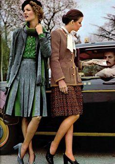 Miss Dior & Ungaro. L'Officiel magazine 1973                                                                                                                                                     Más