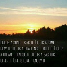 #goodmorningparkland life is a song - sing it!