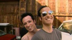Scott Weiland and Robert DeLeo of Stone Temple Pilots
