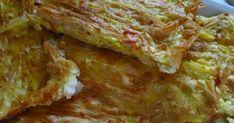 Για πρωινό είναι ότι καλύτερο, εύκολη και με ελάχιστα υλικά γίνεται φανταστική πίτα!!! Υλικά: 6-7 φύλλα κρούστας 1 φλιτζάνι τυριά... Food Network Recipes, Food Processor Recipes, Cooking Recipes, Healthy Recipes, Brunch, Greek Cooking, Happy Foods, Greek Recipes, I Foods