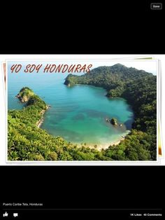 Caribean Islandia,Honduras