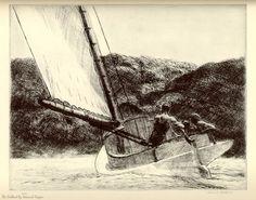 By Edward Hopper(1882-1967)